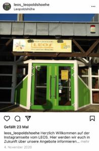 LEOS & GreAse Instagram